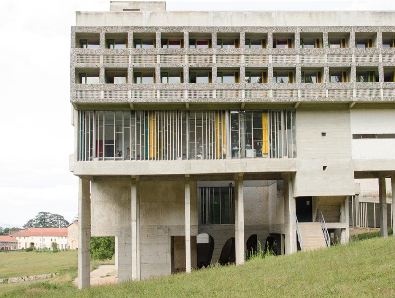 La Tourette_Le Corbusier