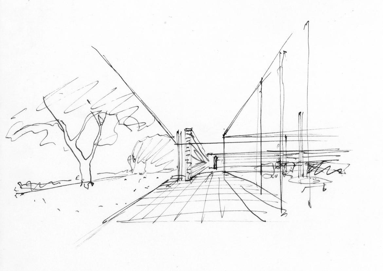 Ludwig Mies van der Rohe_Pavillon-Haus_1934_Bauhaus-Archiv_Museum für Gestaltung, Berlin