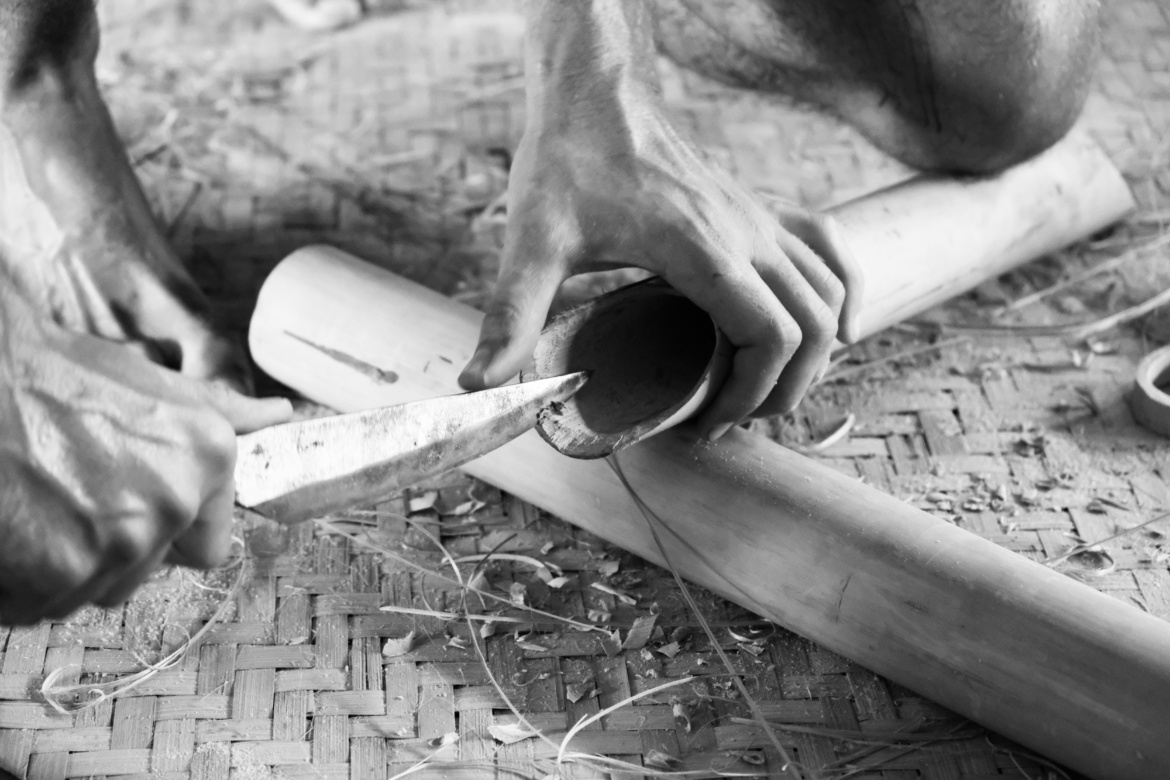 design and build with bamboo