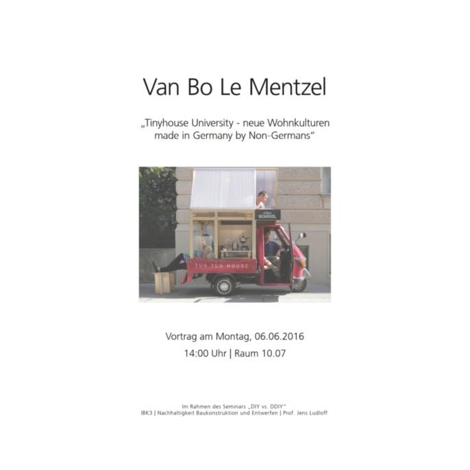 Van Bo Le Mentzel