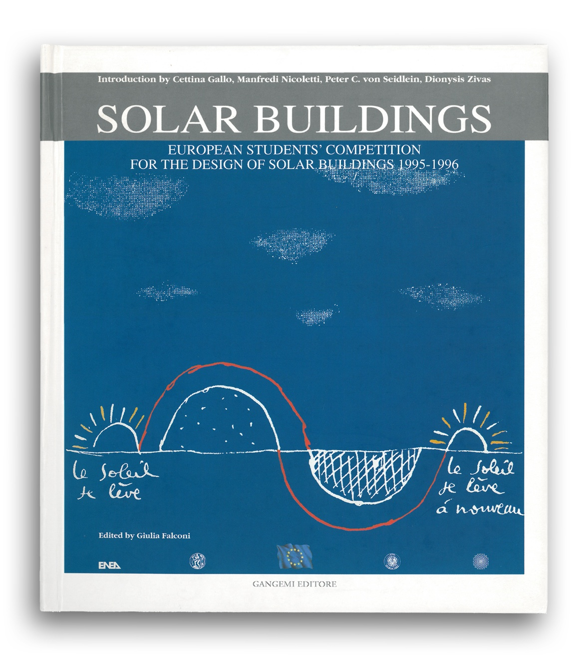 Buchcover: Solar Buildings